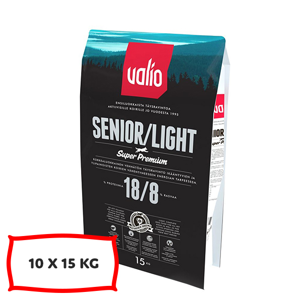 Valio Senior Light 10 X 15 kg