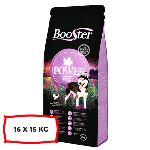 Booster Power Lava 16 X 15kg
