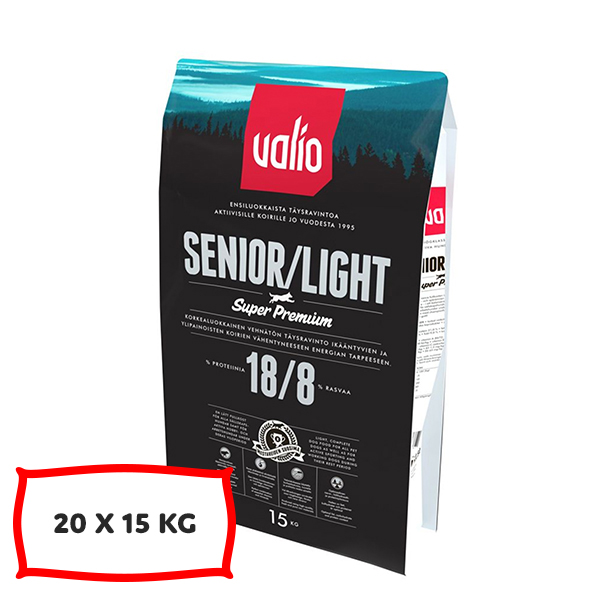 Valio Senior Light 20 X 15 kg