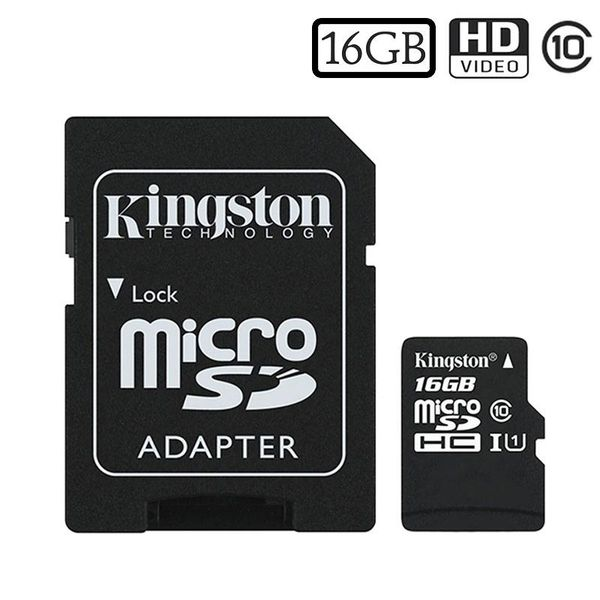 Muistikortti Kingston 16GB 10C